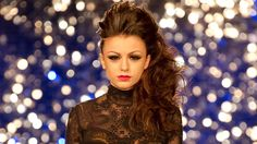 cher lloyd. perfect up-do for undercuts
