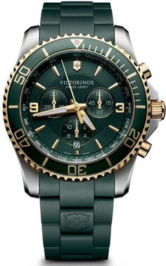 Victorinox Swiss Army Watch Maverick Chronograph #bezel-unidirectional #bracelet-strap-rubber #brand-victorinox-swiss-army #case-material-steel #case-width-43mm #chronograph-yes #classic #date-yes #delivery-timescale-call-us #dial-colour-green #gender-mens #movement-quartz-battery #official-stockist-for-victorinox-swiss-army-watches #packaging-victorinox-swiss-army-watch-packaging #style-sports #subcat-maverick #supplier-model-no-241694…