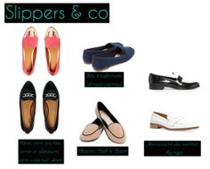 Slippers & co.