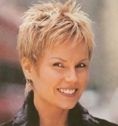short haircuts for women over 50 | Pictures of very short hairstyles for women over 50 pictures 4
