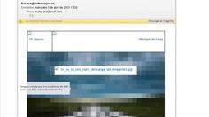 E-mail Marketing    Título: Blocked Images    Agencia/Estudio: DDB España    Cliente: Vaesa/ VW Recambios originales    Núm: 215