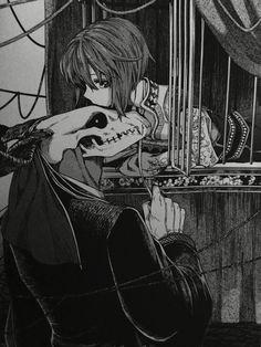 Elias Ainsworth - Mahou Tsukai no Yome