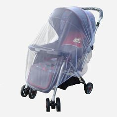 Vessos Baby Universal Waterproof Stroller Rain Cover Wind Dust Shield Pushchair Cover