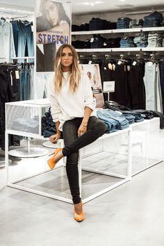 H&M Fashion Night Sthlm Denim