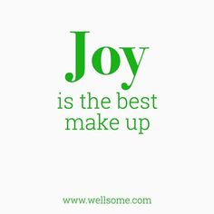 Joy is the best makeup.  Anne Lamont . No matter what happens joy always looks the best on you. And it's #toxicfree too haha. Join us for a LIVE Skin Masterclass this Wednesday night 6pm. Link in bio.