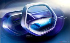 Volkswagen Debuts I.D. Crozz Concept in Shanghai