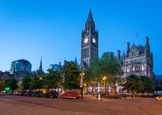 Manchester Virtual Offices We offer great virtual office services which means you can have a Manchester postal address and also virtual office services that make running your business so much easier.