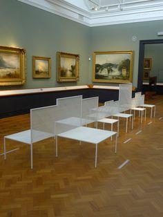 Mimicry Chairs by Nendo, London Design Festival 2012