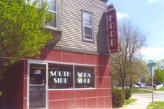Shopping in Elkhart County, Northern Indiana | Amish Country  Soda shop and deli, Goshen, IN