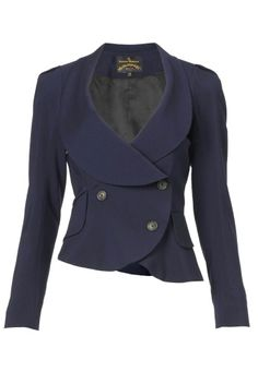 Vivienne Westwood the gorgeous wild lady from uk! Tempest De Corps Jacket Was €365.00 Now €182.50