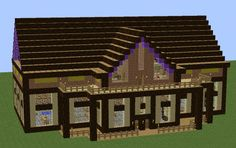Medieval Big House Minecraft Pinterest Big Houses Medieval