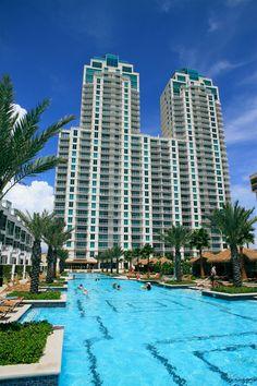 South Padre Island Coca Cola Beach Hotels