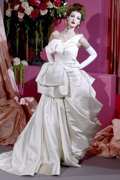 John Galliano for Christian Dior Spring Summer 2010 Haute Couture