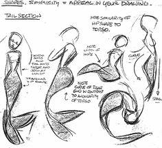 Концепт /Русалочка  The Little Mermaid, 1989