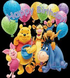 Happy Birthday Cartoon Images, Funny Happy Birthday Pictures, Happy Birthday Wishes Images, Birthday Wishes Cards, Happy Birthday Quotes, Funny Birthday, 21 Birthday, Birthday Gifs, Sister Birthday