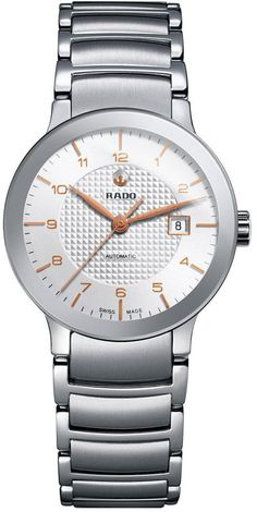 Rado Watch Centrix Sm #bezel-fixed #bracelet-strap-steel #brand-rado #case-material-steel #case-width-28mm #date-yes #delivery-timescale-4-7-days #dial-colour-silver #gender-ladies #luxury #movement-automatic #official-stockist-for-rado-watches #packaging-rado-watch-packaging #style-dress #subcat-centrix #supplier-model-no-r30940143 #warranty-rado-official-2-year-guarantee #water-resistant-30m