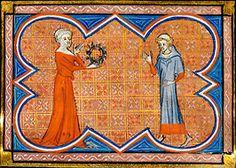 BnF - L'art d'aimer au Moyen Âge