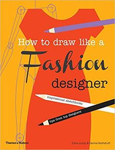 Based on successful fashion-drawing workshops held at Londons Fashion and Textile Museum, here are practical drawing exercises that really work. Bold design, color-coded sections, and drawings that wi Fashion Design Drawings, Fashion Sketches, Fashion Illustrations, Drawing Fashion, Dress Sketches, Design Illustrations, Fashion Books, Fashion Art, Fashion Ideas