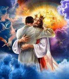 Prayer Verses, Faith Prayer, God Prayer, Faith In God, Pictures Of Jesus Christ, Bible Pictures, Christ In Me, Bride Of Christ, Christian Art