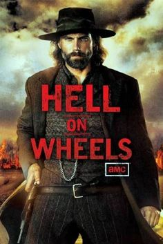 Hell on Wheels, Anson Mount.  Season 1 on Netflix, baby!!