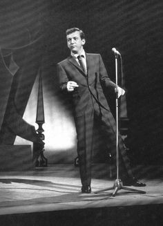 Bobby Darin at the Palladium