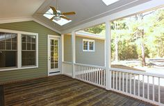 Screened Porch ~ Add one on!!!