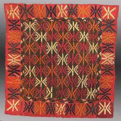 Yomud Turkmen Embroidered 'Bokche'
