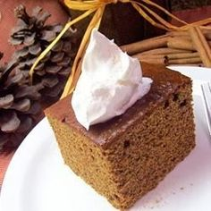 Favorite Old Fashioned Gingerbread Recipe if you want the house to smell perfectly like Christmas!