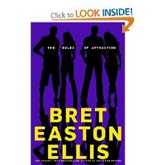 The Rules of Attraction  Bret Easton Ellis