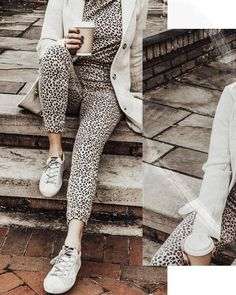 Photo by Lindsey Lutz | Life Lutzurious on December 03, 2020. May be an image of one or more people, people standing, outerwear and footwear. Spring Fashion Outfits, Spring Fashion Trends, Loungewear Set, People People, Mom Style, Everyday Fashion, Stylish Outfits, Lounge Wear, High Fashion