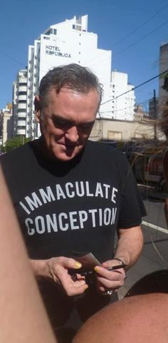 immaculate Conception. I knew it!