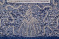 Binche bobbin lace