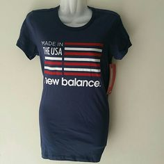 New balance active tee Brand new with tag never been worn New Balance Tops Tees - Short Sleeve