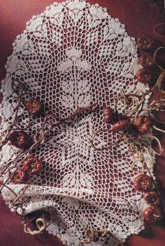 Gallery.ru / Фото #56 - Decorative crochet 82 - accessories