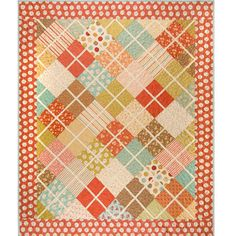 Quilt Blogs with Patterns | Featured Pattern – Black Mountain Quilts' Crossing Paths Quilt ...