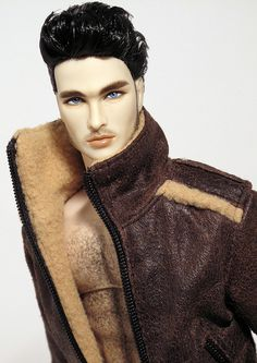 2011 Damien by Peewee Parker, via Flickr - Fashion Royalty Doll
