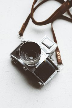 Working with film x The Exakta VX German engineered 35mm.This is a beauty and was the same camera featured in the breathtaking movie; Extremely Loud and Incredibly Close.It's available in our shop here.Strap by Stock & Barrel Co.