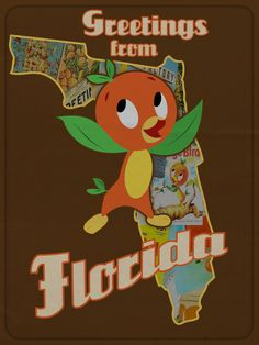 Greetings from Florida by Lunamis on DeviantArt
