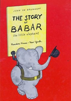 The Story of Babar, Jean de Brunhoff