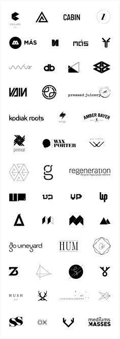 Cabin · Assorted Logos