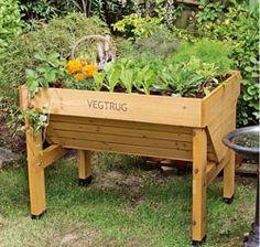 Good for a small veggi garden , easy to maintain.