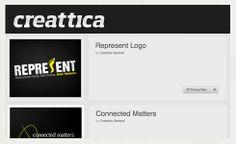 www.creattica.com   15 Best Sites For Logo Design Inspiration #Logo #Design #Inspiration
