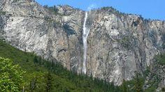 Ribbon Falls, California