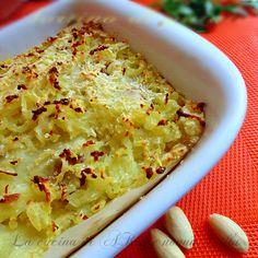 Il gateau di patate chiamato anche pizza di patate è un piatto tipico della cucina campana a base di patate, il mio è un po' particolare.