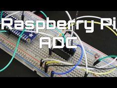 Raspberry Pi ADC: MCP3008 Analog to Digital Converter