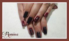 natural gel nail