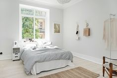 A simply stunning and calm Swedish space.  Alvhem. Stylist: Team Sarah Widman.