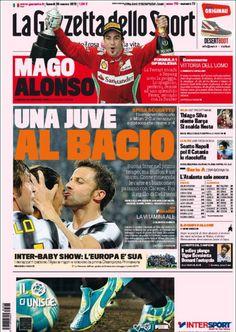 Descubre cómo se ha ensalzado la victoria de Alonso en Malasia en toda la prensa internacional