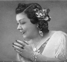 NIÑA DE LOS PEINES -CANTAORES/AS - El Arte de Vivir el Flamenco