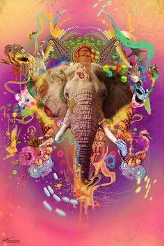 Cores do festival Holi. Cultura indiana e suas cores